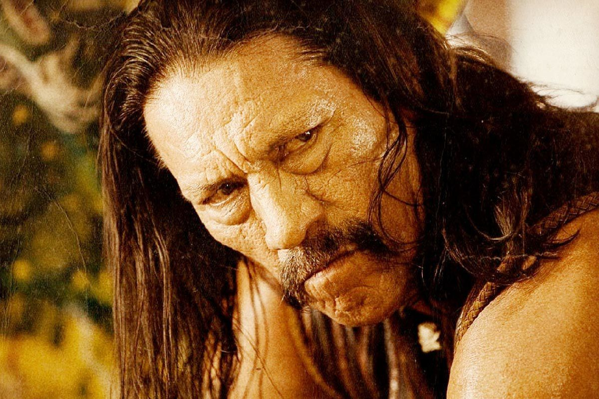 Danny Trejo. Sony Pictures Releasing France