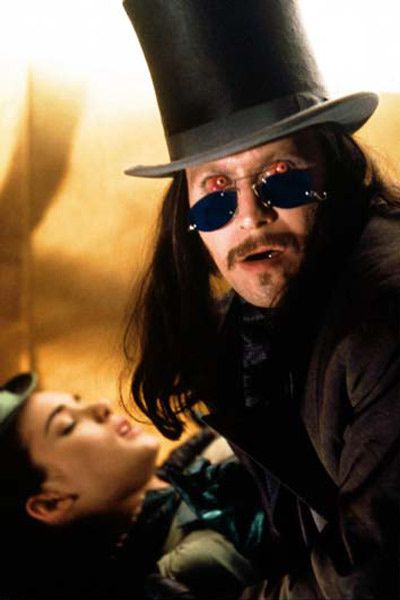 Gary Oldman. Collection AlloCiné / www.collectionchristophel.fr