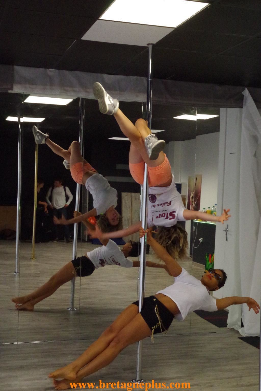 pole dance a rennes