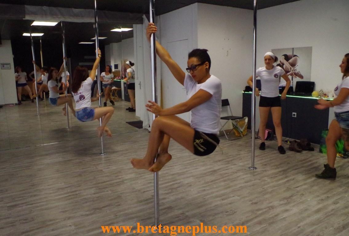 pole dance rennes