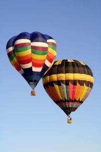714874 hot air balloons