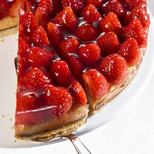 tarte aux fraises recette quilaztli un petit monde d. Black Bedroom Furniture Sets. Home Design Ideas