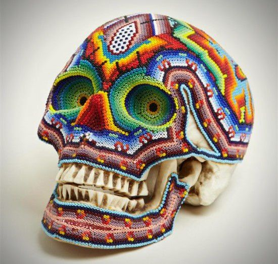 Colorful-Beaded-Skulls-by-Our-Exquisite-Corpse-1-550x523.jpg