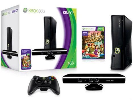 Pack Kinect