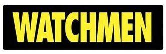 Watchmen Sticker Logo