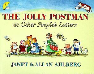 TheJollyPostmanCover