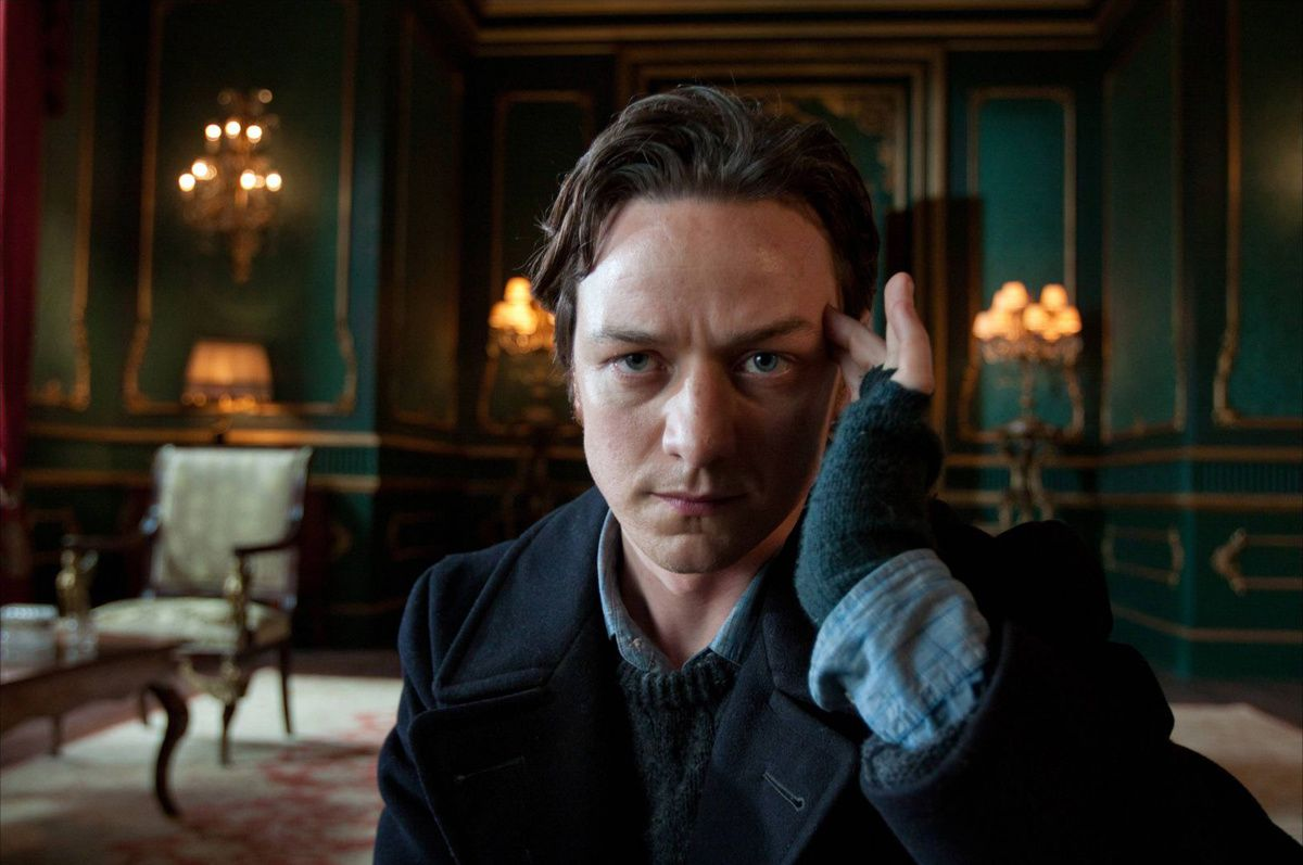James McAvoy. Twentieth Century Fox France