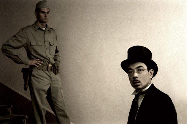 Issey Ogata. Océan Films