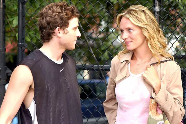 Bryan Greenberg et Uma Thurman. Universal Pictures