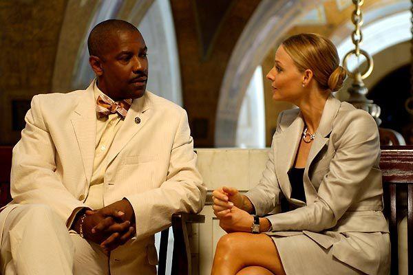 Denzel Washington et Jodie Foster. United International Pictures (UIP)