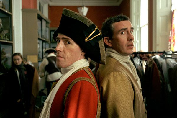 Rob Brydon et Steve Coogan. Revolution Films