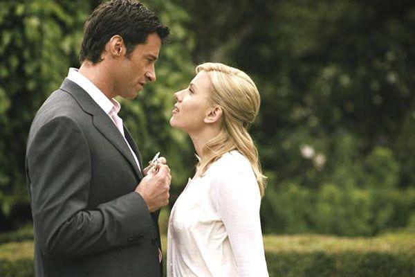 Hugh Jackman et Scarlett Johansson. TFM Distribution