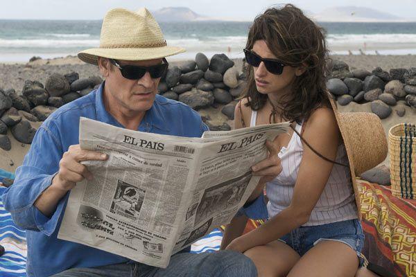 Lluis Homar et Penélope Cruz. Sony Pictures Classics