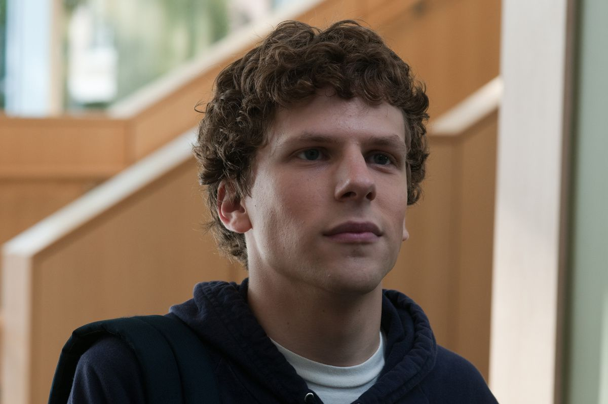 Jesse Eisenberg. Sony Pictures Releasing France