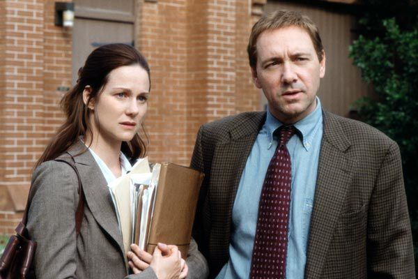 Kevin Spacey et Laura Linney. United International Pictures (UIP)