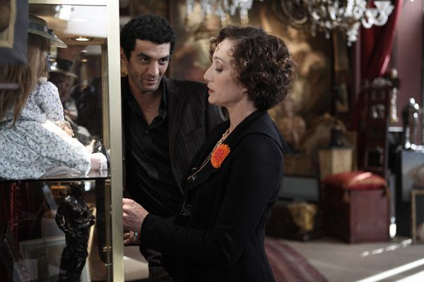 Ramzy Bedia et Kristin Scott Thomas. Warner Bros. France