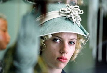 Scarlett Johansson in Lions Gate Films' A Good Woman