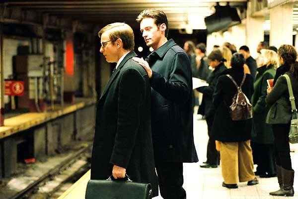 Hugh Jackman et Ewan McGregor. SND
