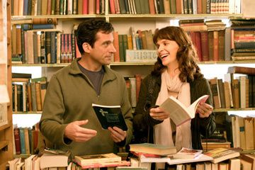 Steve Carell and Juliette Binoche in Touchstone Pictures' Dan in Real Life