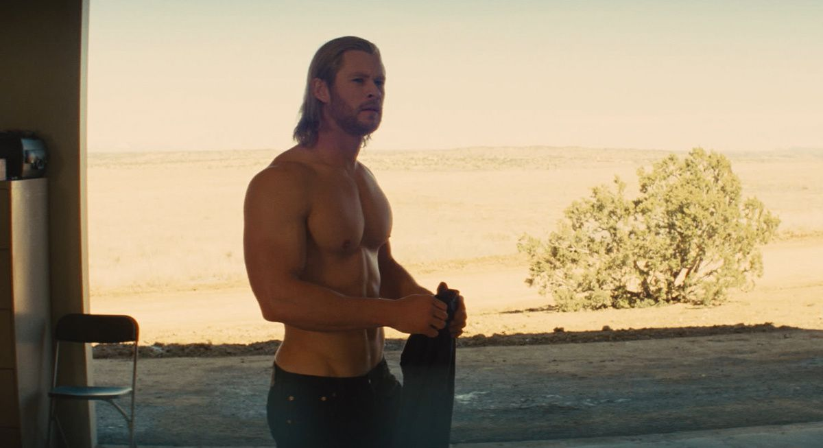 Chris Hemsworth. Paramount Pictures France
