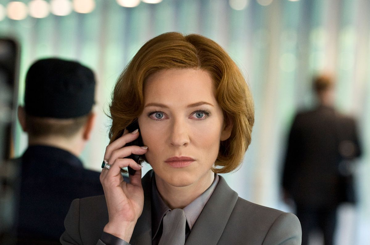 Cate Blanchett. Sony Pictures Releasing France