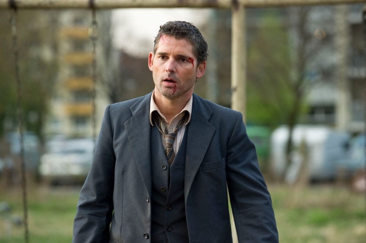 Eric Bana. Sony Pictures Releasing France