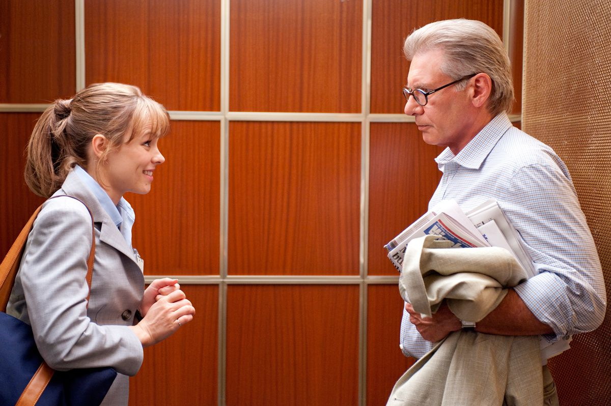 Rachel McAdams & Harrison Ford. Paramount Pictures France