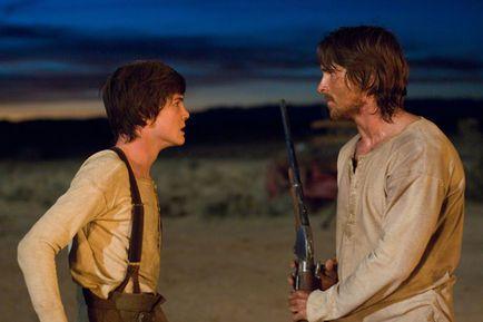 3h10 pour Yuma - Logan Lerman et Christian Bale