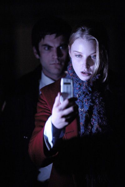 2ème sous-sol - Rachel Nichols et Wes Bentley