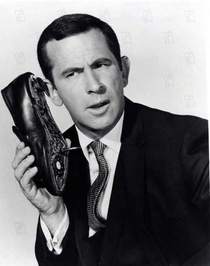 Max la Menace - Don Adams