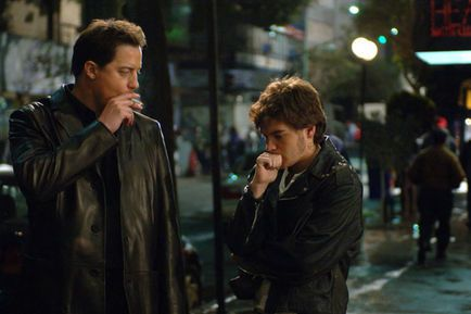 The Air I breathe - Brendan Fraser et Emile Hirsch