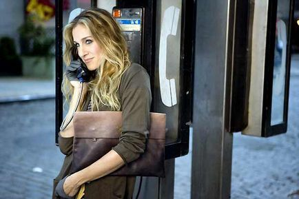 Sex and the City - le film - Sarah Jessica Parker