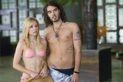 Sans Sarah rien ne va ! - Kristen Bell et Russell Brand