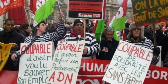 amnistie sociale syndicaliste