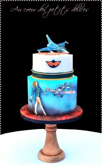 Gateau-armee-de-l-air-avion-cake-designer-nimes-copie-1.jpg