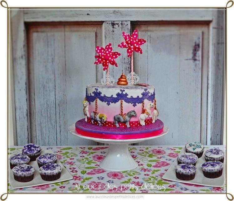 Gateau-manege-poneys-chevaux-cake-design-nimes.JPG