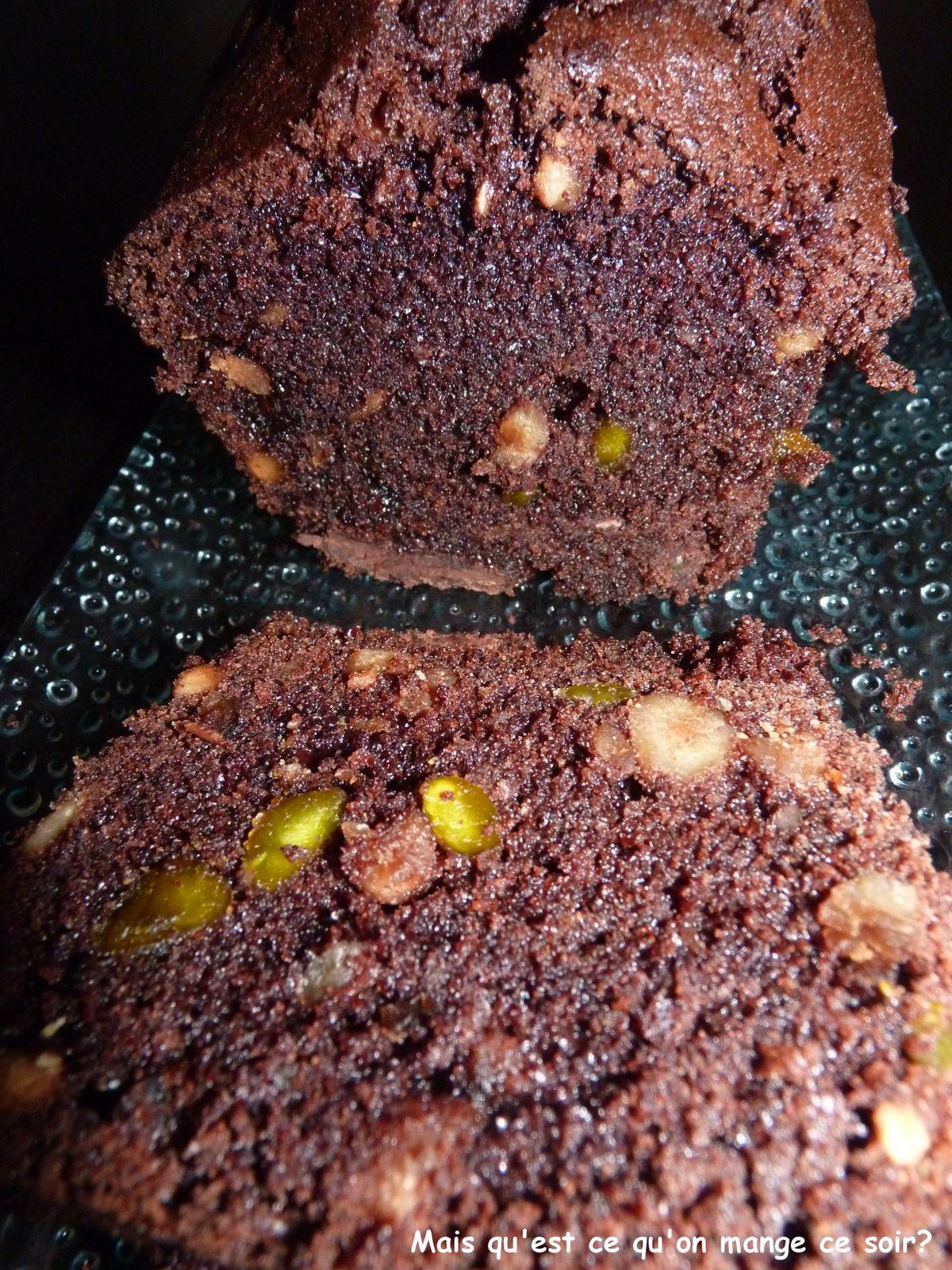 cake choco nut pierre herm mais qu 39 est ce qu on mange ce soir. Black Bedroom Furniture Sets. Home Design Ideas