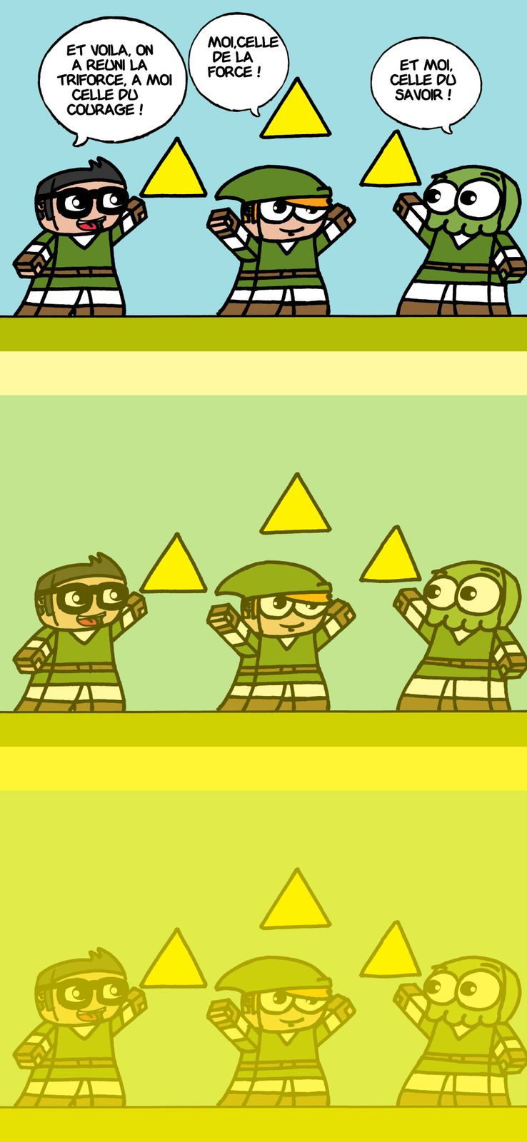 triforce power