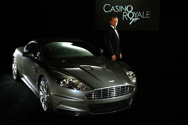 Daniel Craig. Gaumont Columbia Tristar Films