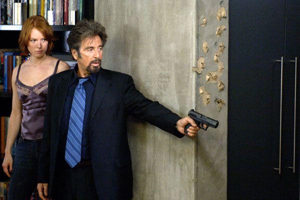 Alicia Witt et Al Pacino. 2007 Metropolitan Filmexport _ tous droits réservés