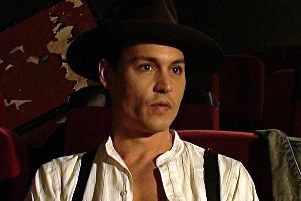 Johnny Depp. Pretty Pictures