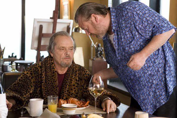 Jack Nicholson et Ray Winstone. TFM Distribution
