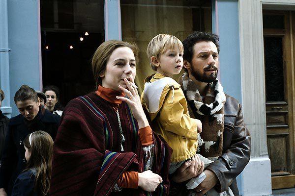 Julie Depardieu, Benjamin Feuillet et Stefano Accorsi. Gaumont Columbia Tristar Films