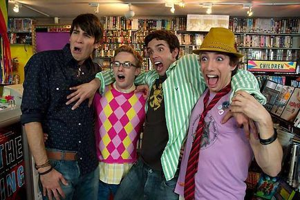 Another Gay Movie - Jonah Blechman, Jonathan Chase, Michael Carbonaro et Mitch Morris
