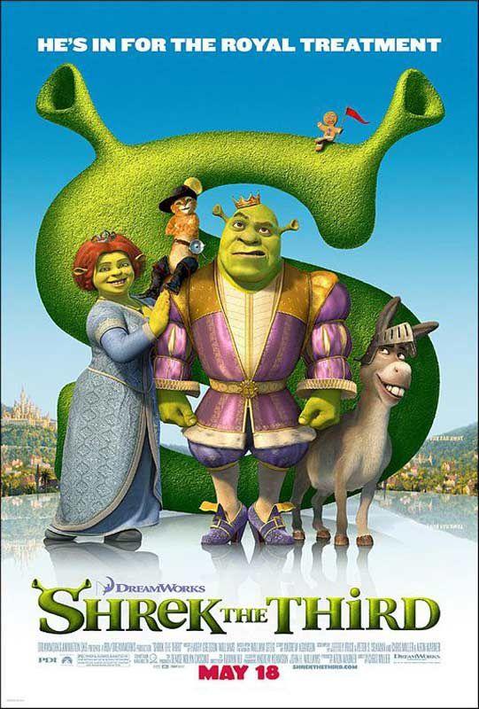 Affiche américaine. DreamWorks Animation
