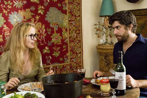 Julie Delpy et Adam Goldberg. Rezo Films