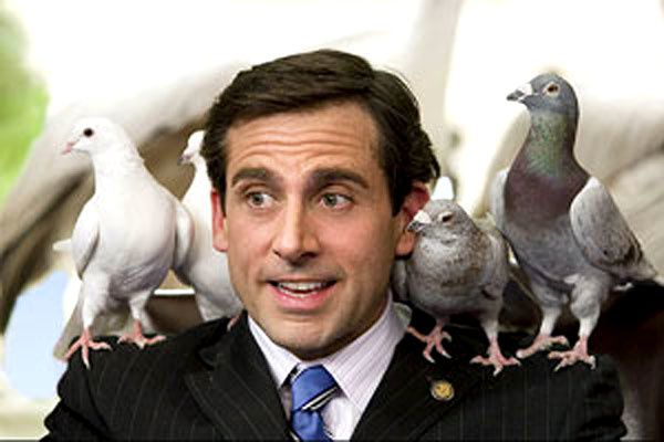 Steve Carell. Paramount Pictures France