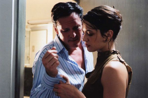 Boarding gate - Michael Madsen et Asia Argento