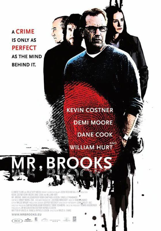 Mr. Brooks - Affiche américaine