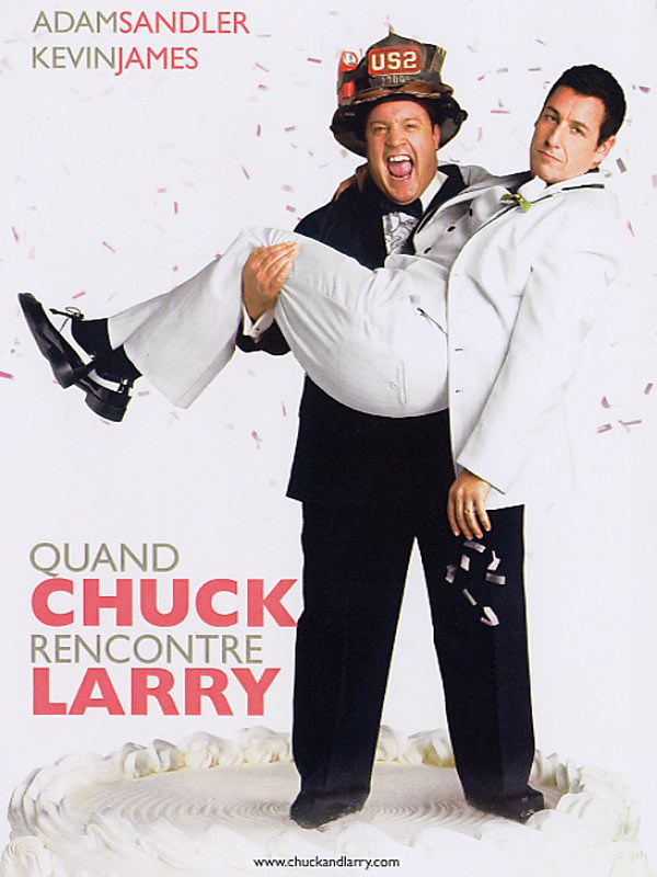 Quand chuck rencontre larry bande annonce vf